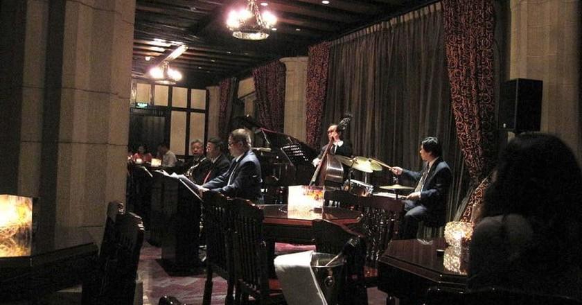 Fairmont Peace Hotel Jazz Band | © ChinaTravelSavvy.Com / WikiCommons