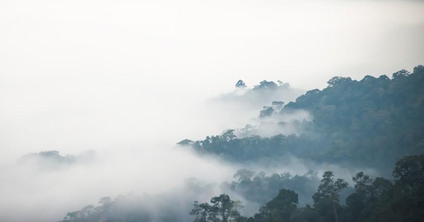 Mist over Kaeng Krahang National Park | ©Rushen/Flickr