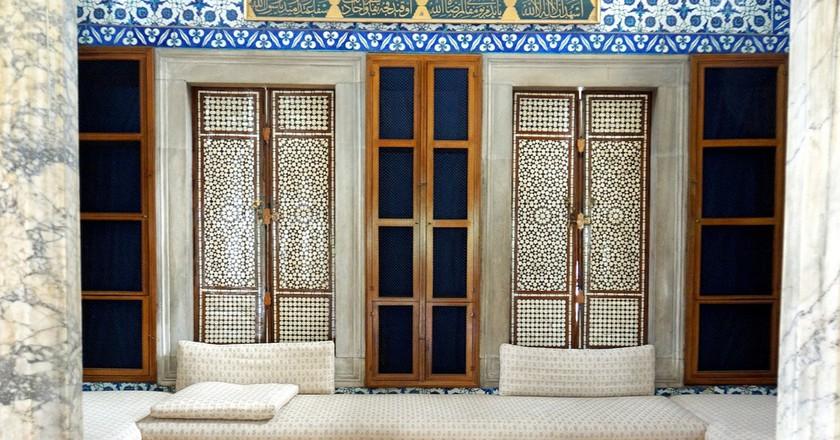 Enderun Library, Turkey | © Dennis Jarvis/Flickr