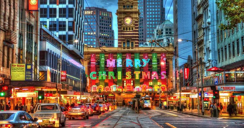 Melbourne, Australia   © Chris Phutully/Flickr https://flic.kr/p/iuvKKX