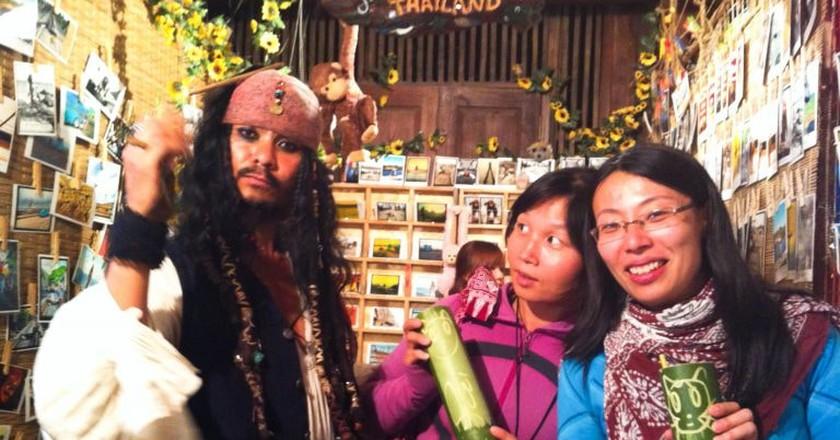 Jack Sparrow, Pai | © Patty Ho/Flickr