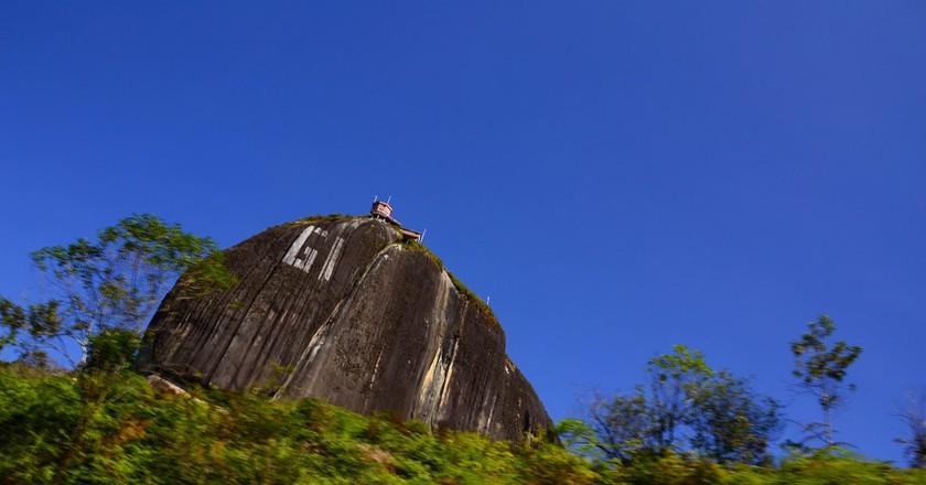 The rock of Guatape | © JoseDGL / Flickr