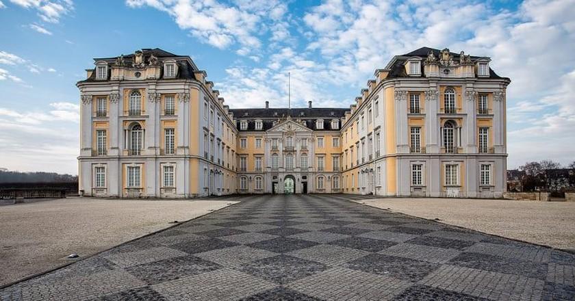 Augustusburg and Falkenlust Palaces | © Gavailer/ WikiCommons