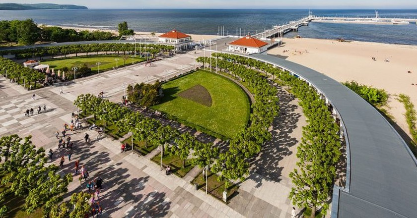 Sopot, Poland   © Diego Delso, delso.photo, License CC-BY-SA / WikiCommons