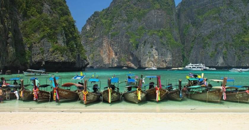 Maya Bay, Ko Phi Phi | © Nicolas Vollmer / Flickr