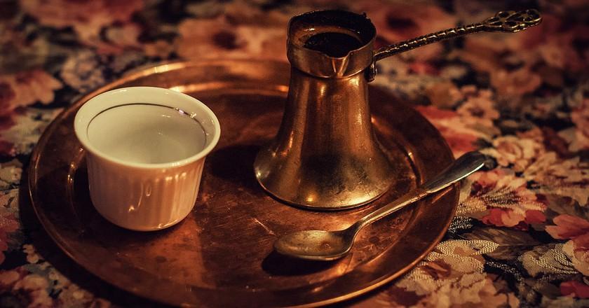 Bosnian Coffee   © Michal Huniewicz/Flickr