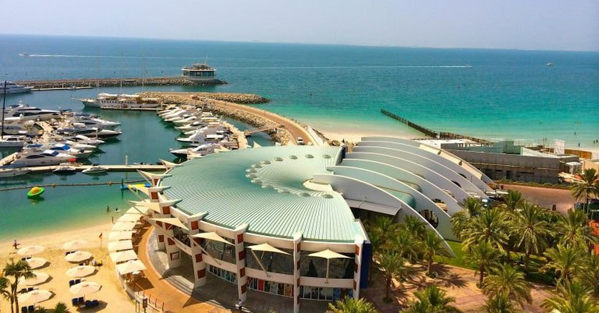 Jumeirah Beach Hotel | © Sarah_Ackerman/Flickr
