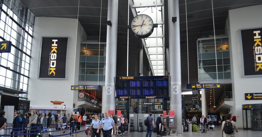 Copenhagen Airport | © Daniel / Flickr