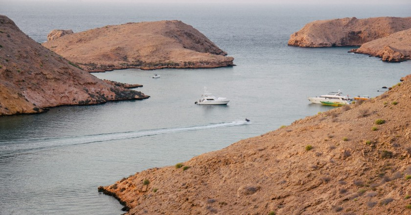 Oman Coast | © Juozas Salna/ Flickr