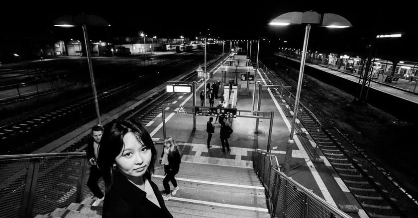 Warschauer Straße Station, Berlin | © chibicode / Flickr