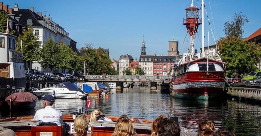 Boat Copenhagen | © Michael Button/Flickr