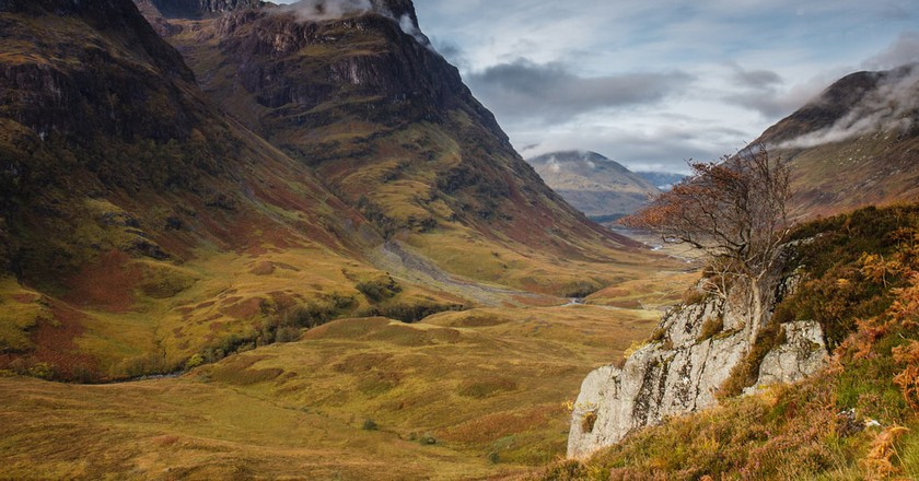 Glencoe, an Ancestral Home of the Clan MacDonald   © Petr Meissner/Flickr