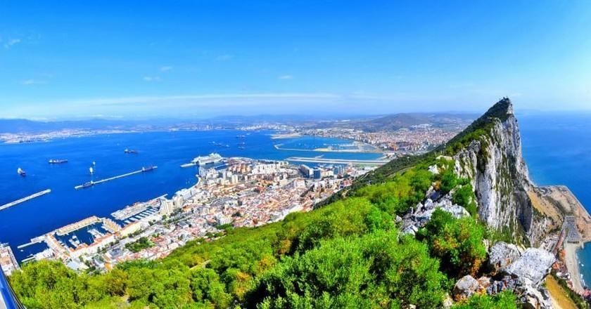 The Rock of Gibraltar; Andres Alvarado/flickr