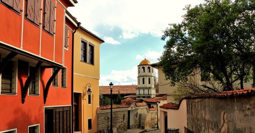 Plovdiv, Bulgaria   © Juan Antonio Segal/Flickr