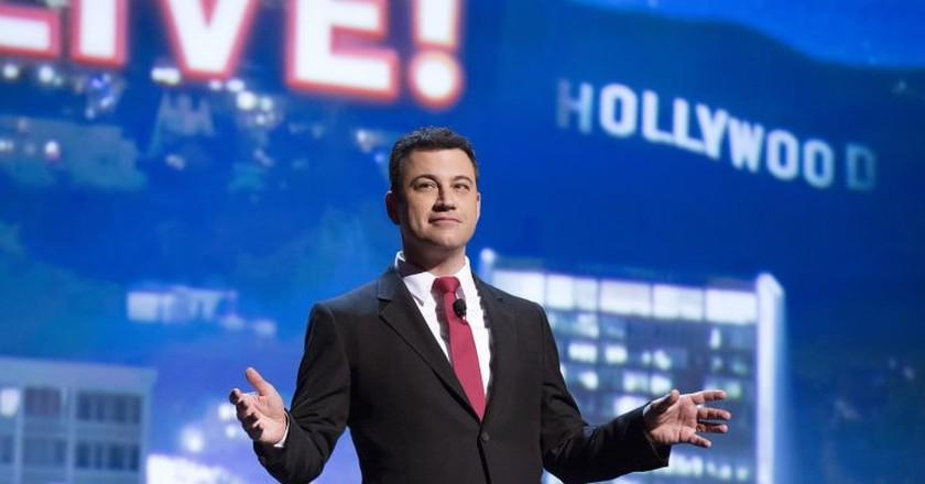 Jimmy Kimmel   © Disney / ABC Television Group / Flickr