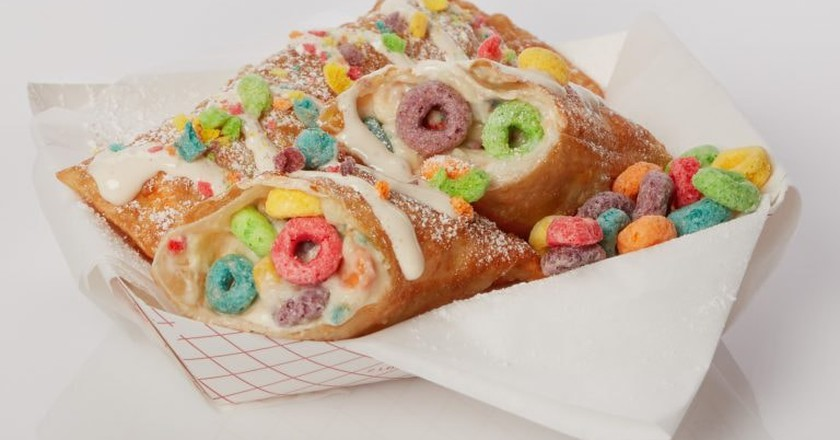 Deep-fried Froot Loops at the State Fair of Texas | © Jason Hays