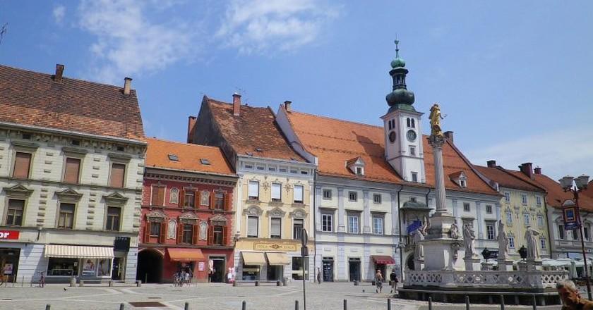 Maribor, Slovenia   © KMW2700/Flickr
