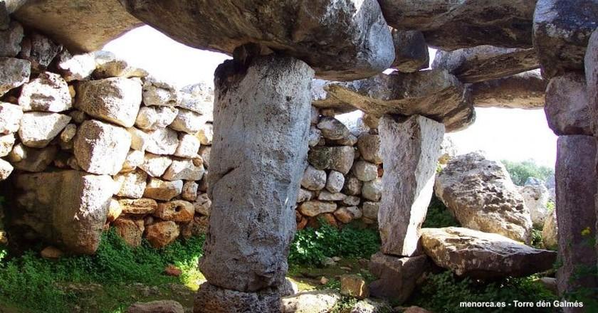 Torre d'en Galmés | © Turismo Menorca / Wikimedia Commons