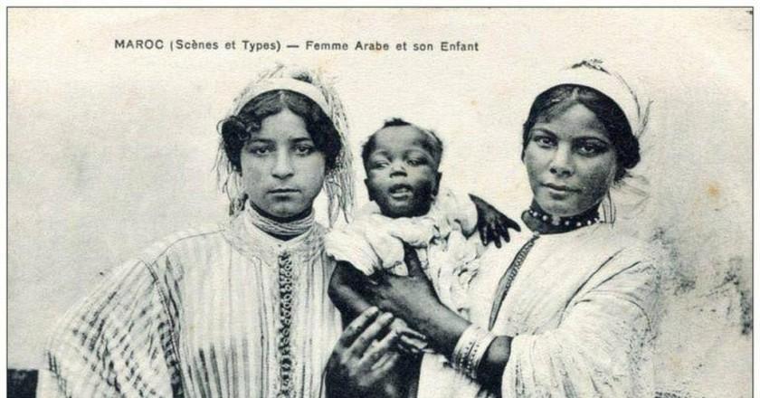Moroccan women | Courtesy of Moroccan Logic