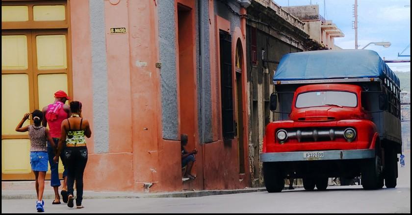 Streets in Santiago de Cuba © Jack Wickes / Flickr