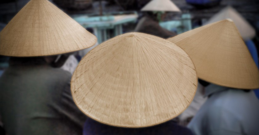Conical hats in Vietnam | © Lucas Jans/Flickr