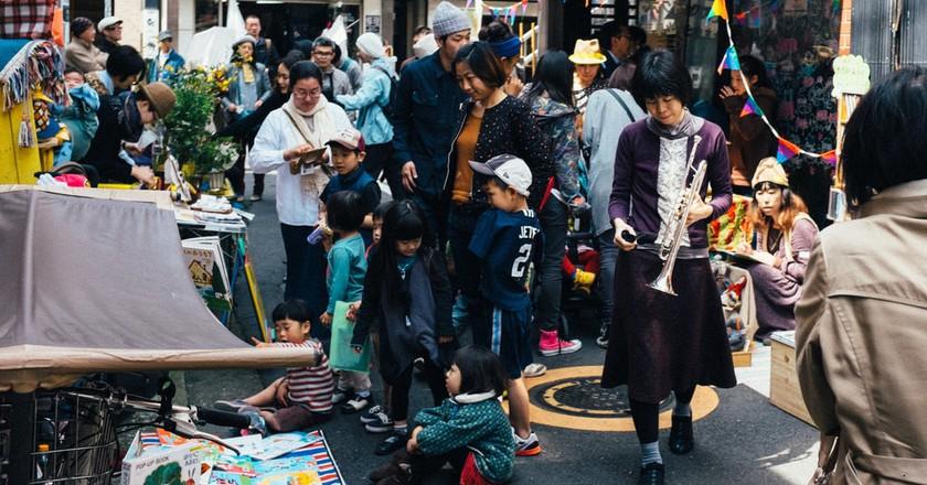 Shimokitazawa residents | ©  Zac Davies / Flickr
