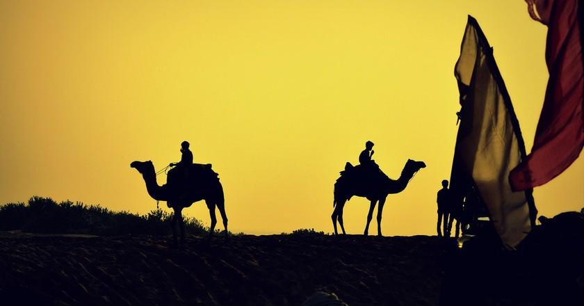 Jaisalmer, Rajasthan | © arunpnair / Flickr