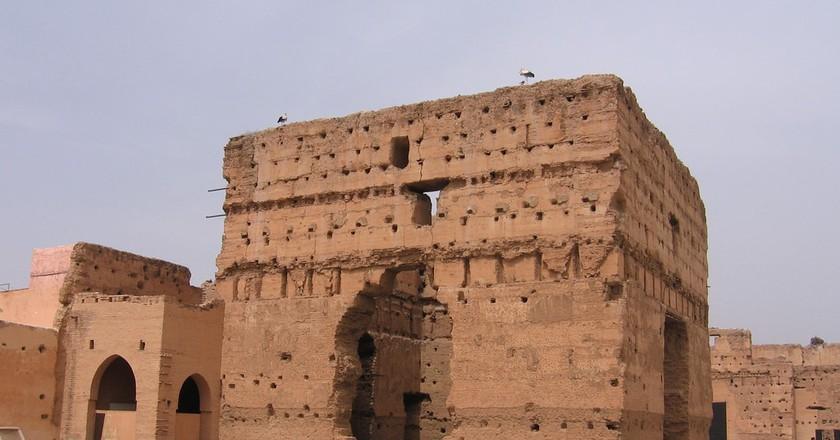 El Badi Palace, Marrakech | © elyob / Flickr