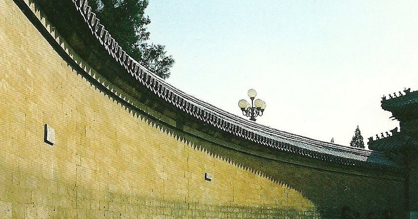 The Echo Wall, Temple of Heaven, 1987 | © Steve Langguth / Flickr