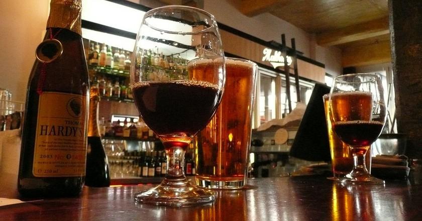 Beer Matching at The Malt House, Wellington | © epicbeer/Flickr