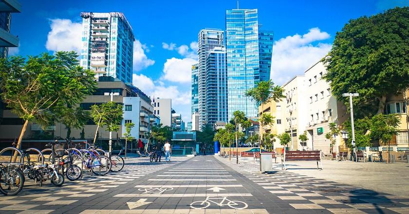 Tel Aviv   © Ted Eytan / Flickr
