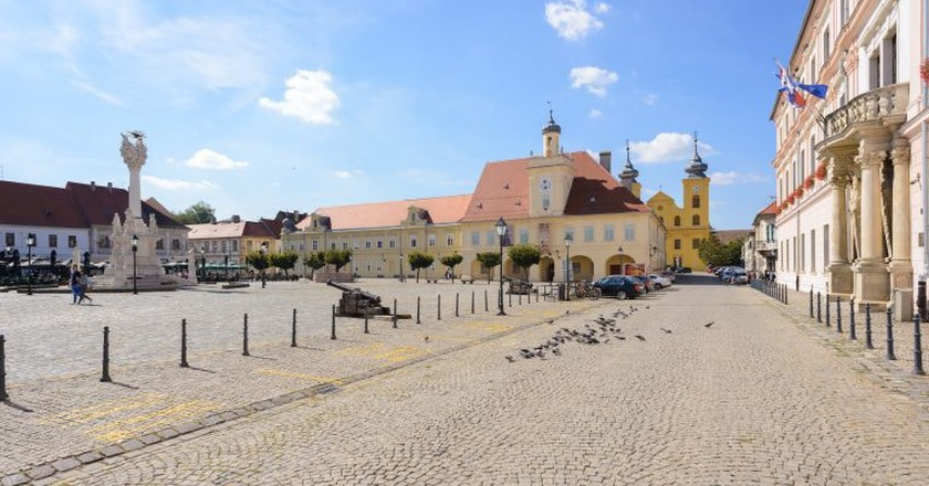 Osijek | © Nick Savchenko/Flickr