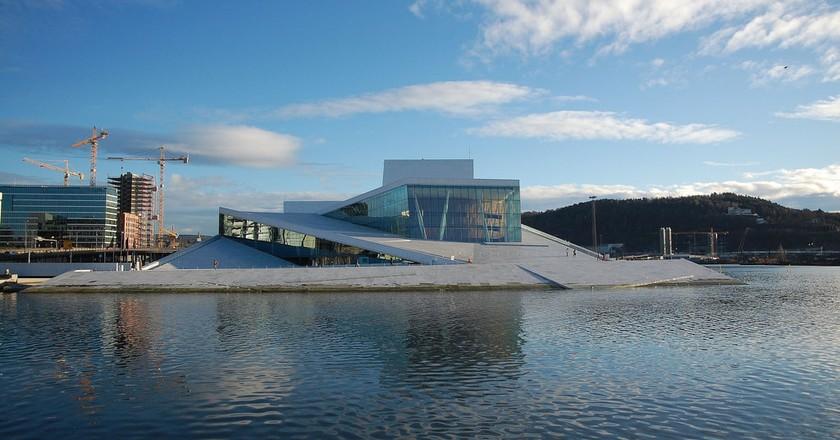 Oslo Operahuset   © Anne-Sophie / Flickr