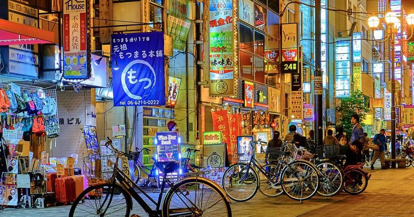 Osaka, Japan | © Pedro Szekely / Flickr