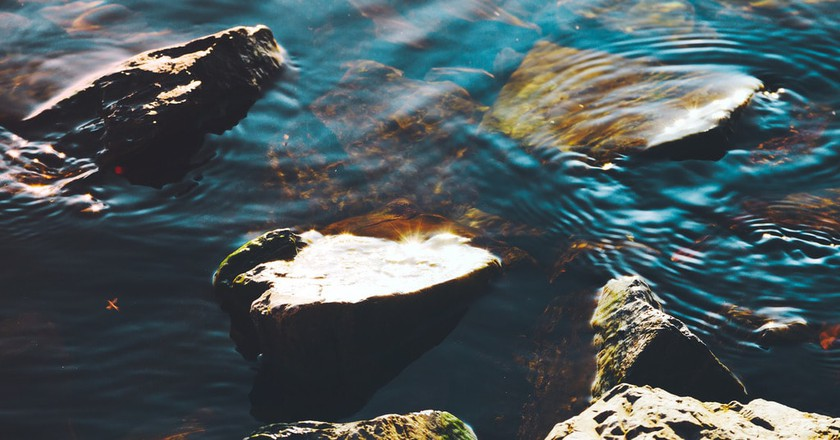 Lake Turgoyak, Russia    © Pawel Maryanov/Flickr