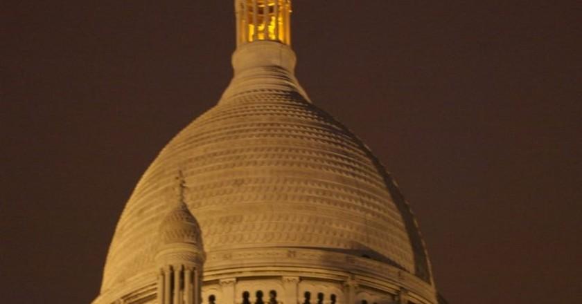Sacré-Coeur | © Michael Bridgen/Flickr