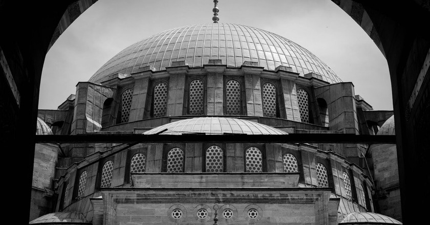 Süleymaniye Mosque | © Bar Is/Flickr