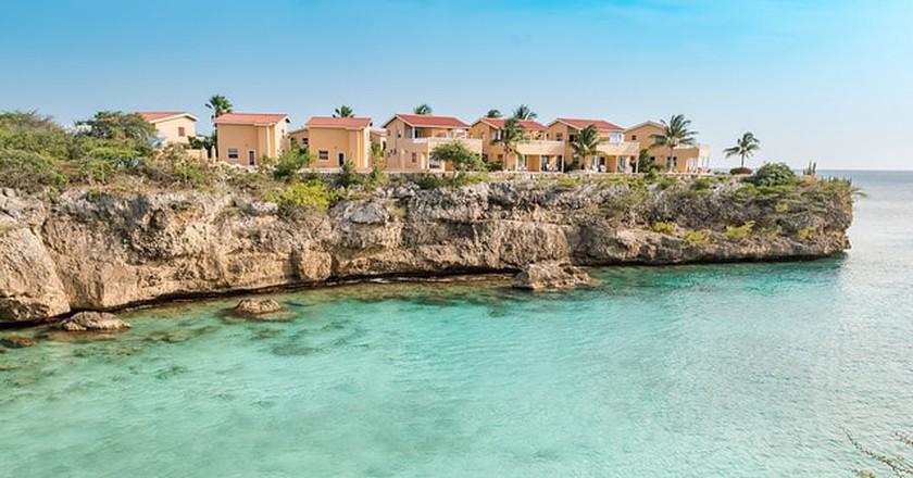 Playa Lagun beach Curacao | © dronepicr/Flickr