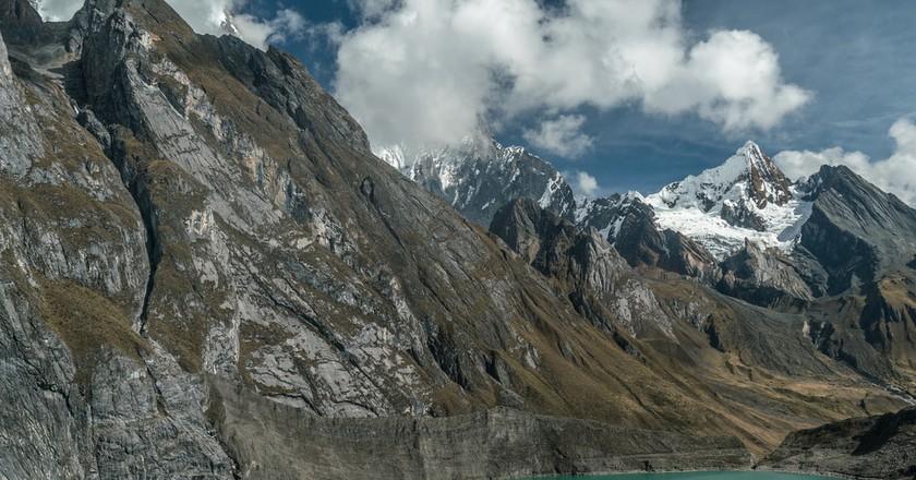 The Cordillera Huayhuash   © Jenny Salita / Flickr