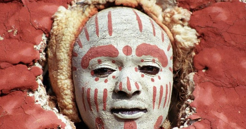 Kikuyu Woman |© Retlaw Snellac / Flickr