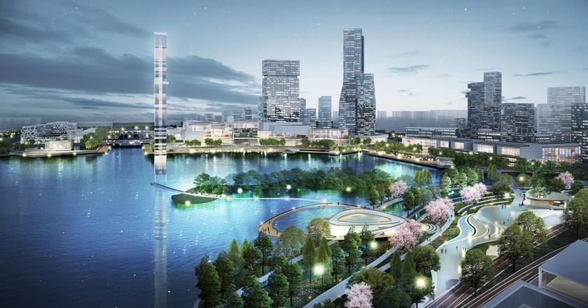 Landscape & Urban Design Firm of the Year 2017: PFS Studio | © PFS Studio