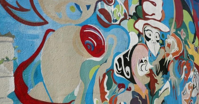 Seattle Street Art | © idugh / Flickr