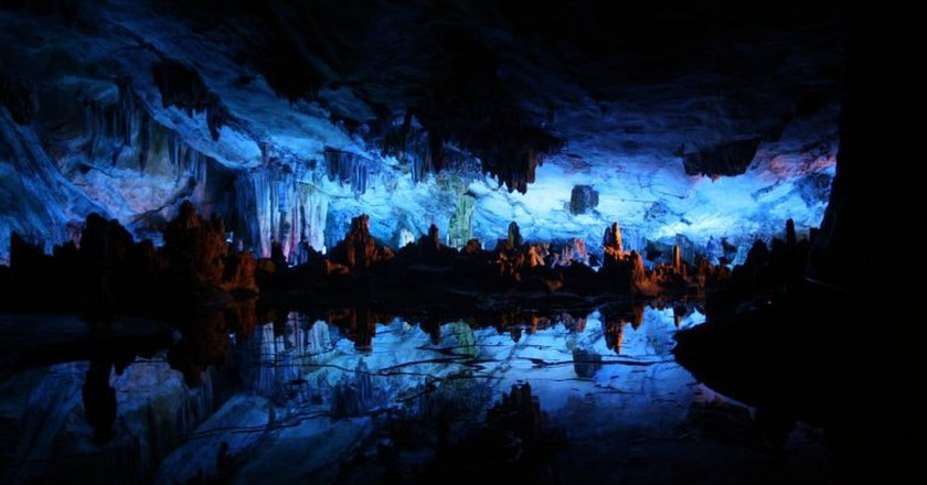 Reed Flute Cave, Guilin | © Bernt Rostad/Flickr