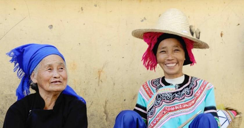 Yunnanese women | ©M M/Flickr