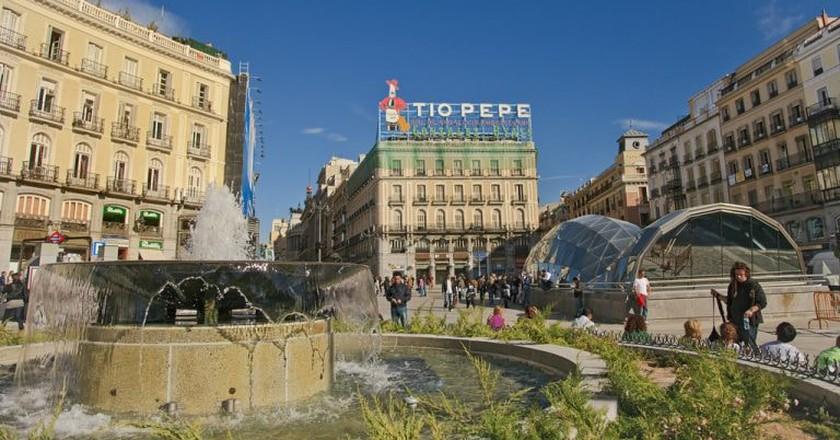 Madrid's Puerta del Sol | © Tomás Fano / Flickr