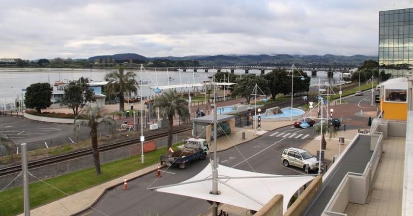 Downtown Tauranga | © Ben Cornelius/Flickr