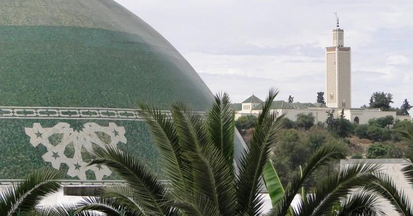 Views across mosques in Meknes, Morocco   © Adam Jones / Flickr
