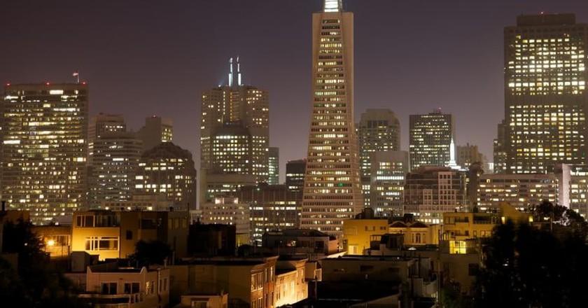 San Francisco Cityscape | © Kevin Stanchfield / Flickr