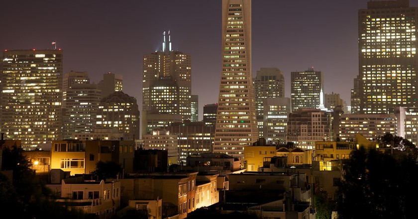 San Francisco Cityscape | © Kevin Stanchfield / Flickr
