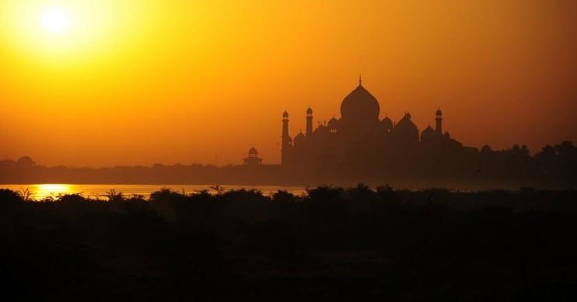 Taj Mahal, Agra © Gerard McGovern | Flickr